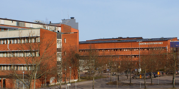 The Central Hospital in Karlstad卡尔斯塔德中心医院 瑞典