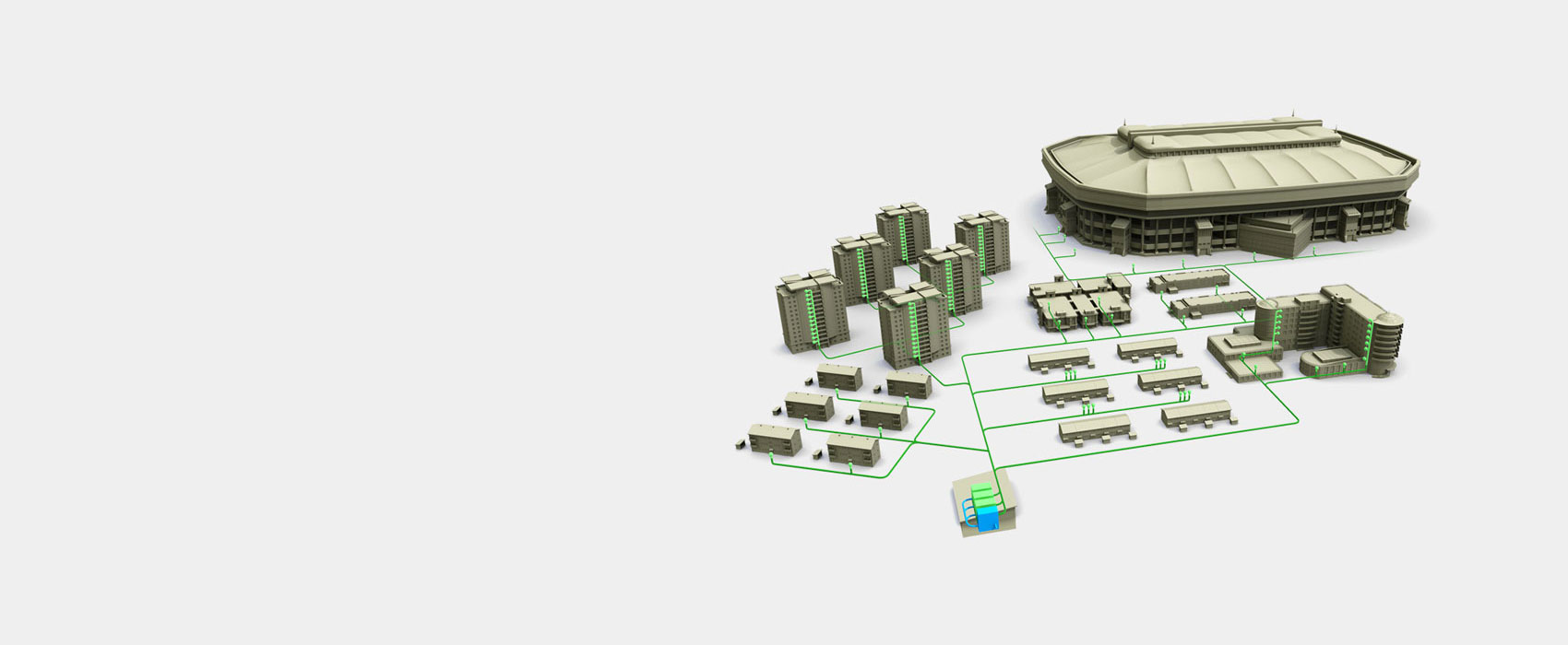 How waste management works with the Logiwaste automated